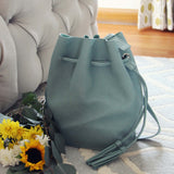 Sage & Tassel Tote: Alternate View #3