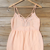 Salted Peach Dress: Alternate View #2