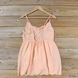 Salted Peach Dress: Alternate View #4