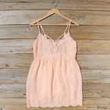 Salted Peach Dress: Alternate View #1