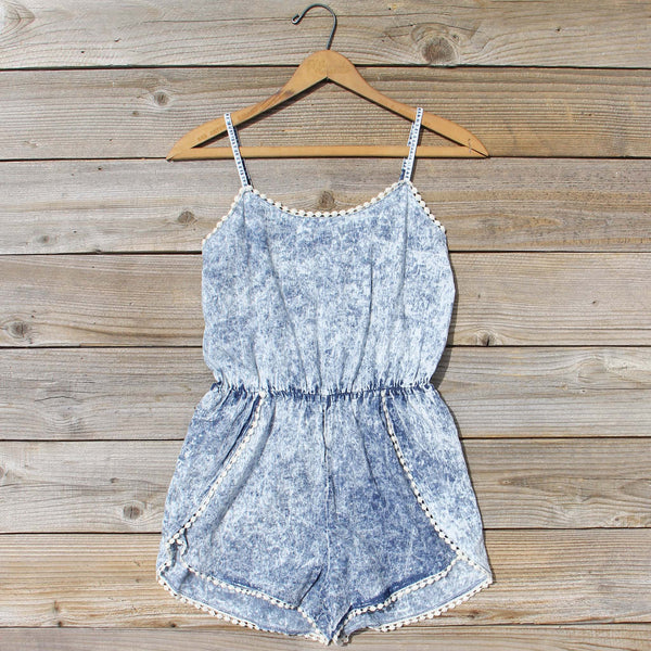 Saltwater Romper: Featured Product Image