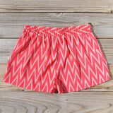 Sand Dancer Shorts in Pink: Alternate View #3
