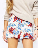Free People Sand Dollar Shorts: Alternate View #2