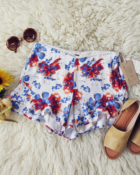 Free People Sand Dollar Shorts: Featured Product Image