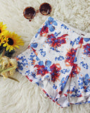 Free People Sand Dollar Shorts: Alternate View #3