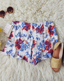 Free People Sand Dollar Shorts: Alternate View #4