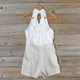 Sand Dollar Romper: Alternate View #4