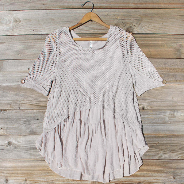 Sand Shadows Tunic: Featured Product Image