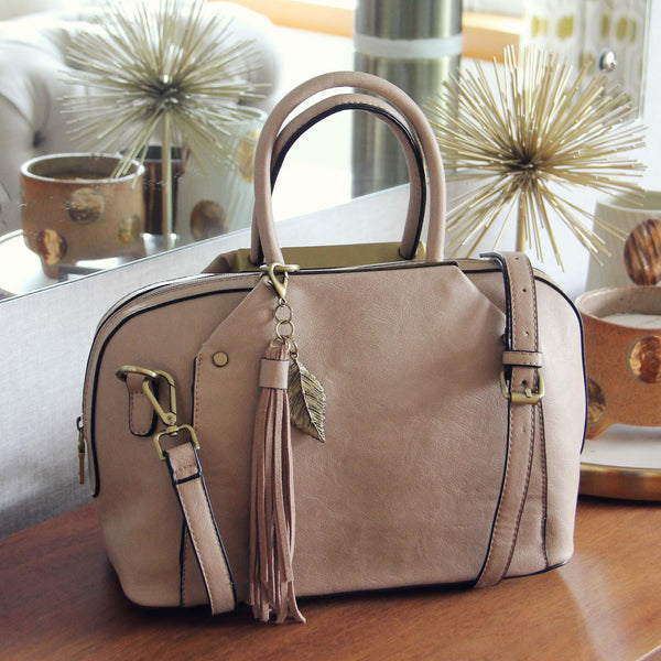 Sandstone & Feather Tote: Featured Product Image