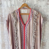 Sandstone Kaftan (wholesale): Alternate View #1