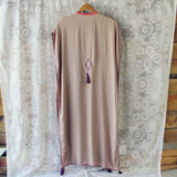 Sandstone Kaftan (wholesale): Alternate View #4
