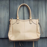 Sandstone Tote: Alternate View #3