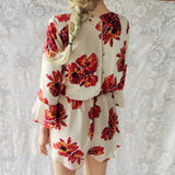 Santa Rosa Romper: Alternate View #3