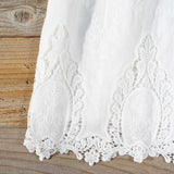 Santa Fe Lace Dress: Alternate View #3