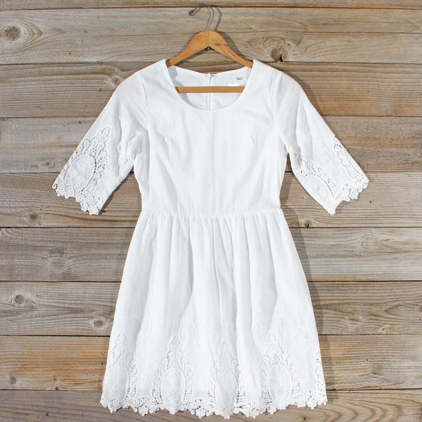 Santa Fe Lace Dress: Featured Product Image