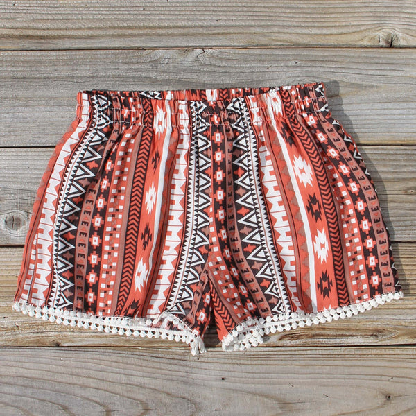 Santa Fe Shorts: Featured Product Image
