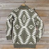 Sergeant Knit Sweater: Alternate View #4