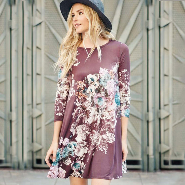 Savannah Rose Dress: Featured Product Image