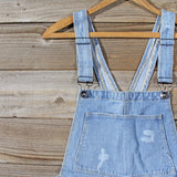 Sawyer Lace Overalls: Alternate View #2
