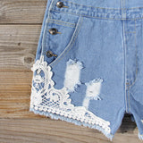 Sawyer Lace Overalls: Alternate View #3