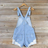 Sawyer Lace Overalls: Alternate View #4
