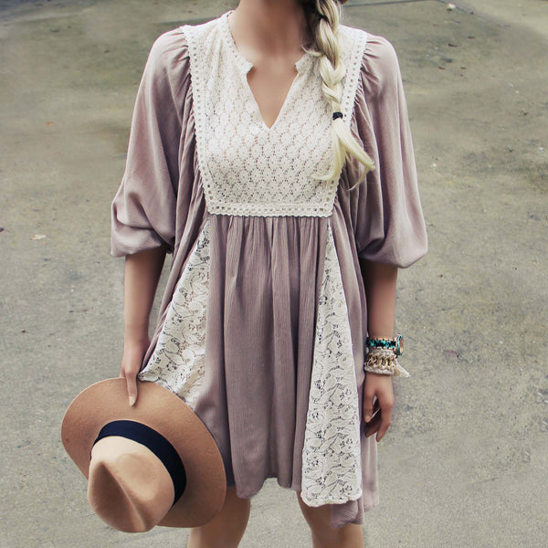 Scotia Lace Dress: Featured Product Image