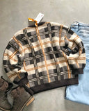 Scottish Plaid Sweater: Alternate View #4