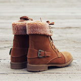 Scout Sherpa Boots: Alternate View #4