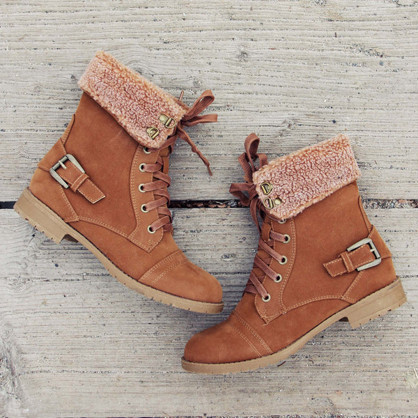 Scout Sherpa Boots: Featured Product Image