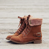 Scout Sherpa Boots: Alternate View #2