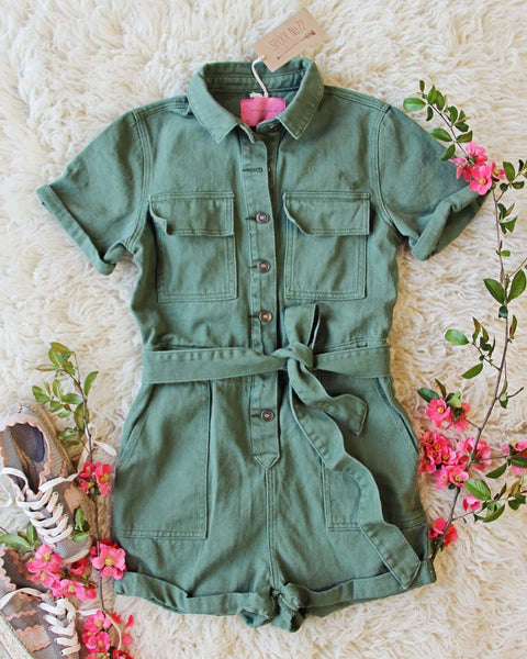 Scout Coveralls: Featured Product Image