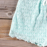 Sea Lace Romper: Alternate View #3