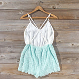 Sea Lace Romper: Alternate View #4