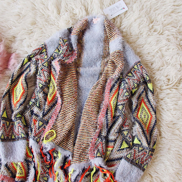 Spool Lux Serape Knit Sweater: Featured Product Image