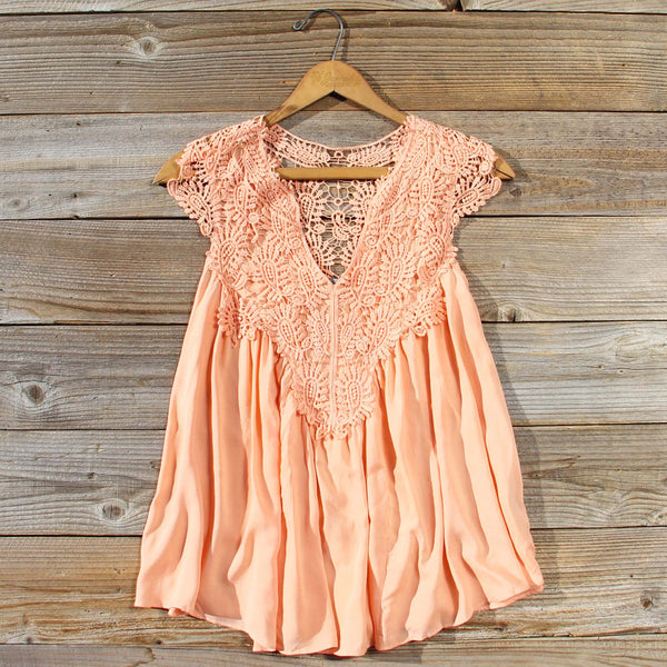 Shaded Peach Top: Featured Product Image