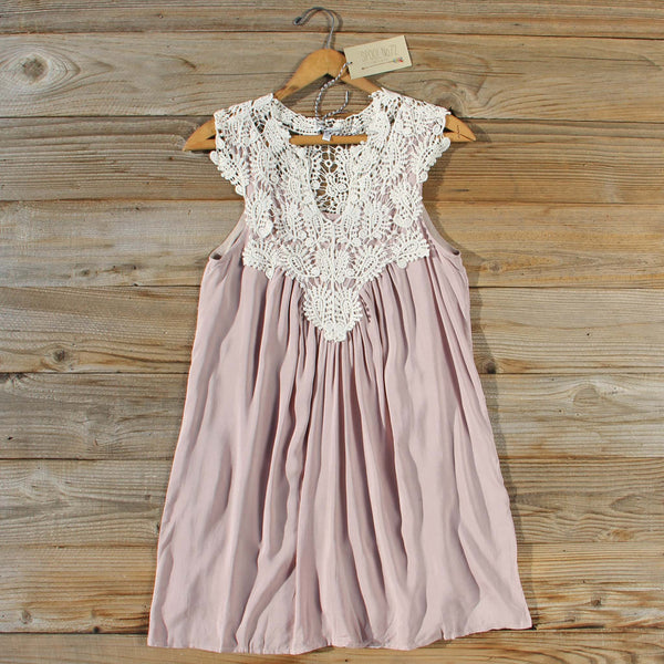 Shaded Sky Dress in Taupe: Featured Product Image
