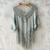 Sage Grass Tunic: Alternate View #4