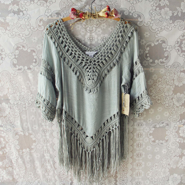 Sage Grass Tunic: Featured Product Image