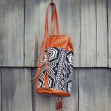 Shadow Path Tote: Alternate View #1