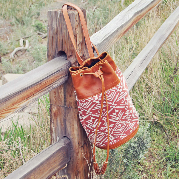 Shadow Path Tote in Tobacco: Featured Product Image