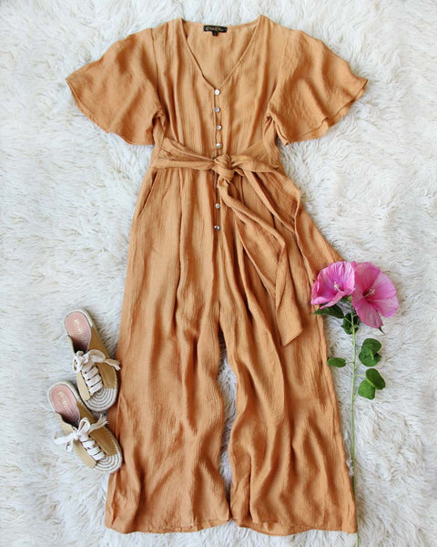 Sienna Jumpsuit: Featured Product Image