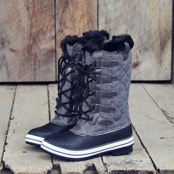 Sitka Snow Boots: Featured Product Image