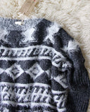 Skagit Blanket Sweater: Alternate View #2
