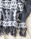 Skagit Blanket Sweater: Alternate View #3