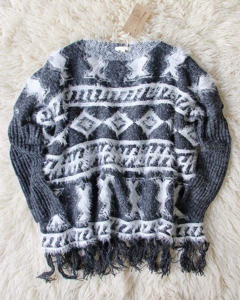 Skagit Blanket Sweater: Featured Product Image