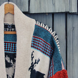 Ski Lodge Cozy Sweater: Alternate View #2
