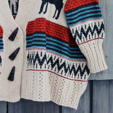 Ski Lodge Cozy Sweater: Alternate View #3