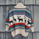Ski Lodge Cozy Sweater: Alternate View #4