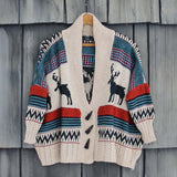 Ski Lodge Cozy Sweater: Alternate View #1