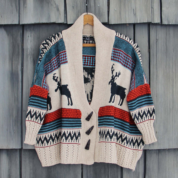 Ski Lodge Cozy Sweater: Featured Product Image